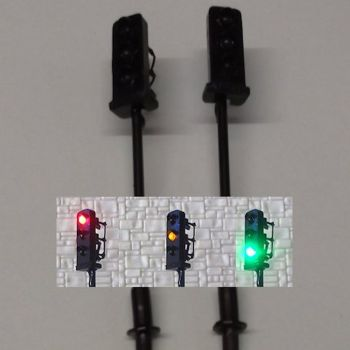 Pack of 2 Traffic Lights